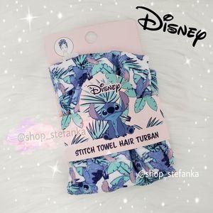 💫 Stitch Disney Towel Hair Turban